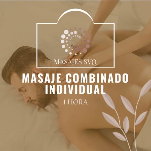 masaje combinado