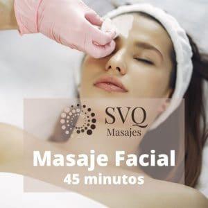 masaje facial Sevilla